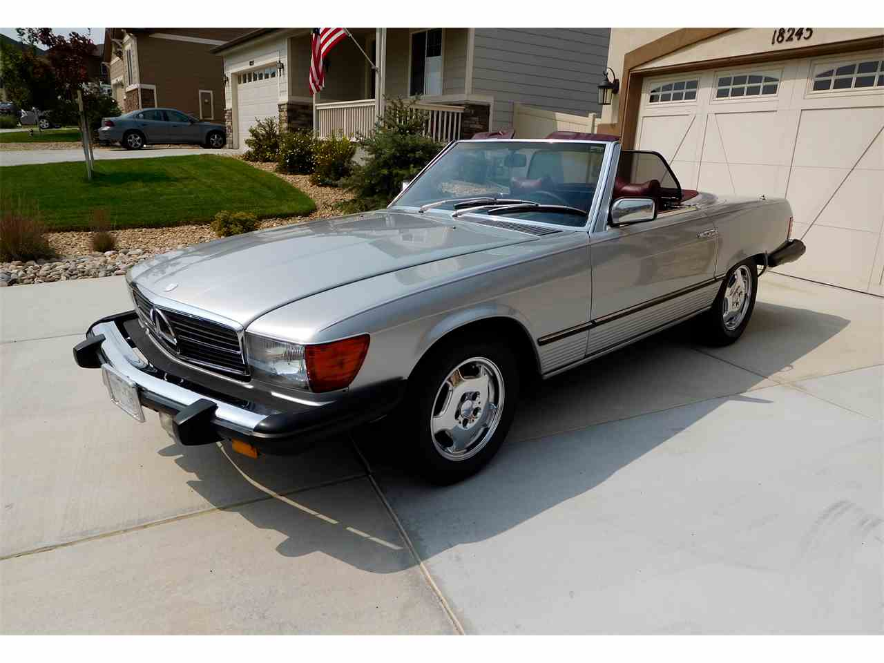 Large Picture of '79 450SL - $13,999.00 Offered by a Private Seller - LUVZ