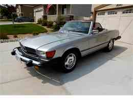 Picture of '79 Mercedes-Benz 450SL located in Parker Colorado - $13,999.00 Offered by a Private Seller - LUVZ