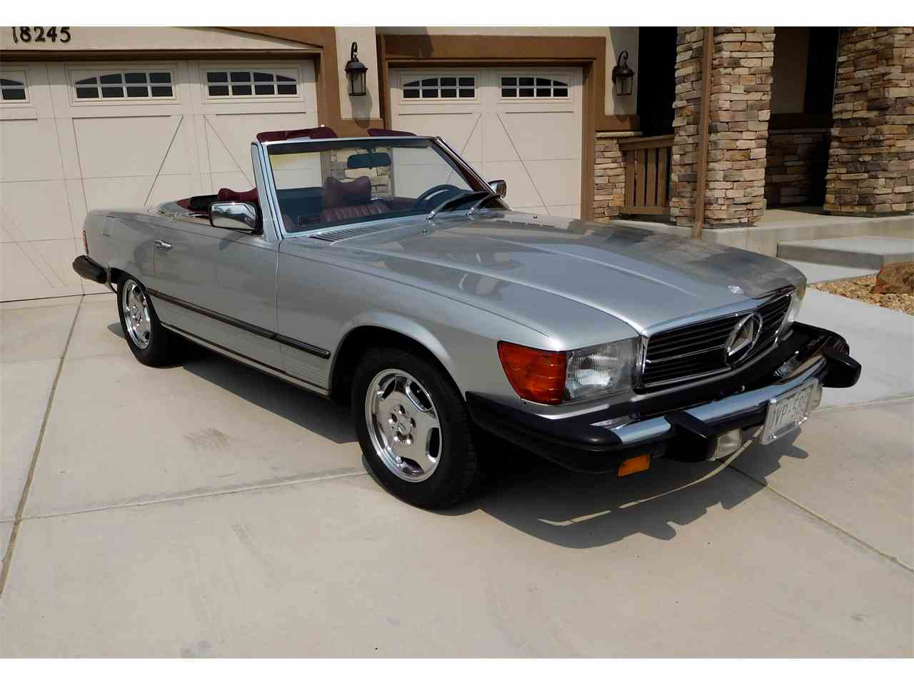 Large Picture of 1979 450SL located in Parker Colorado - $13,999.00 - LUVZ