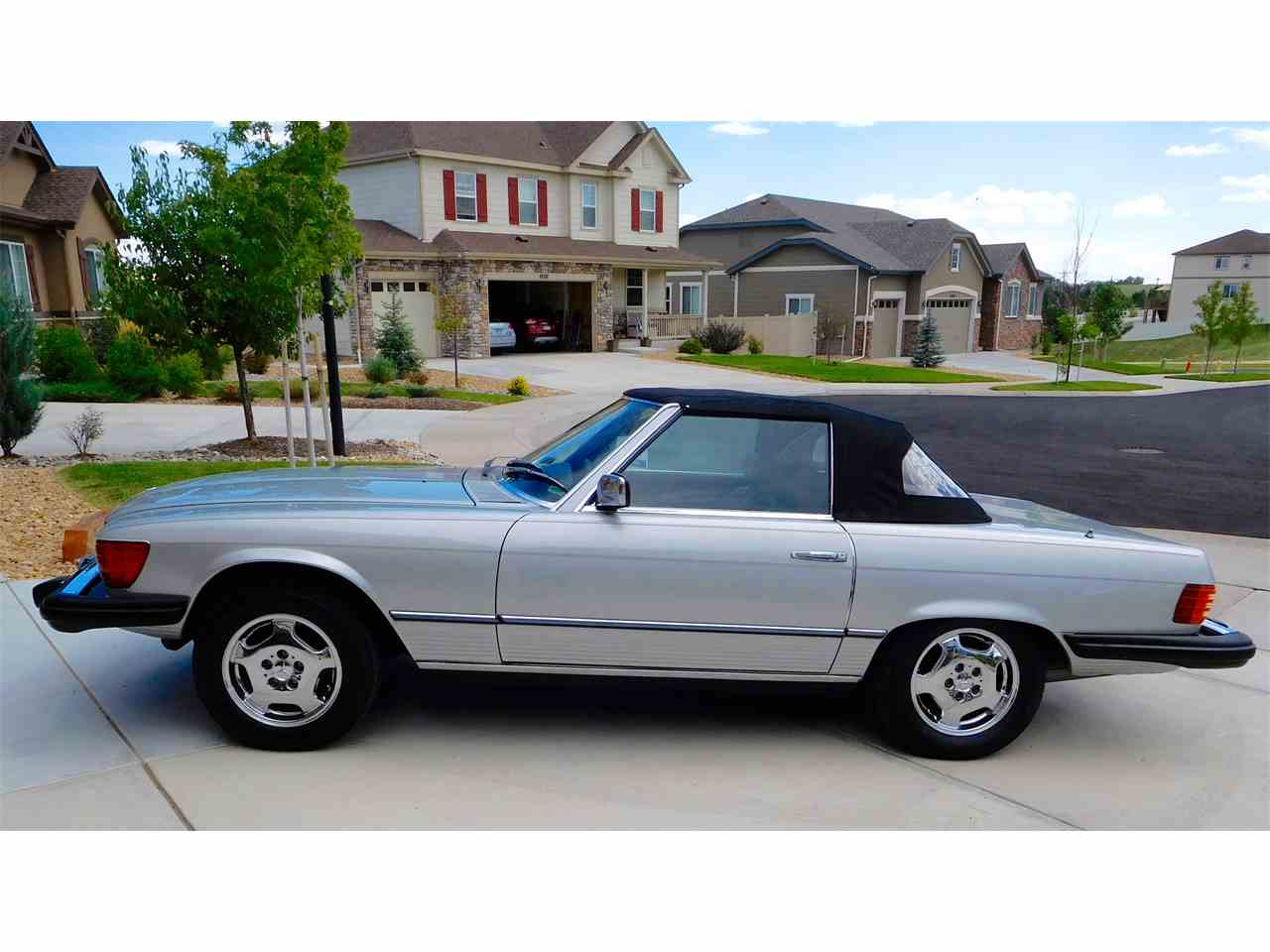 Large Picture of 1979 Mercedes-Benz 450SL Offered by a Private Seller - LUVZ