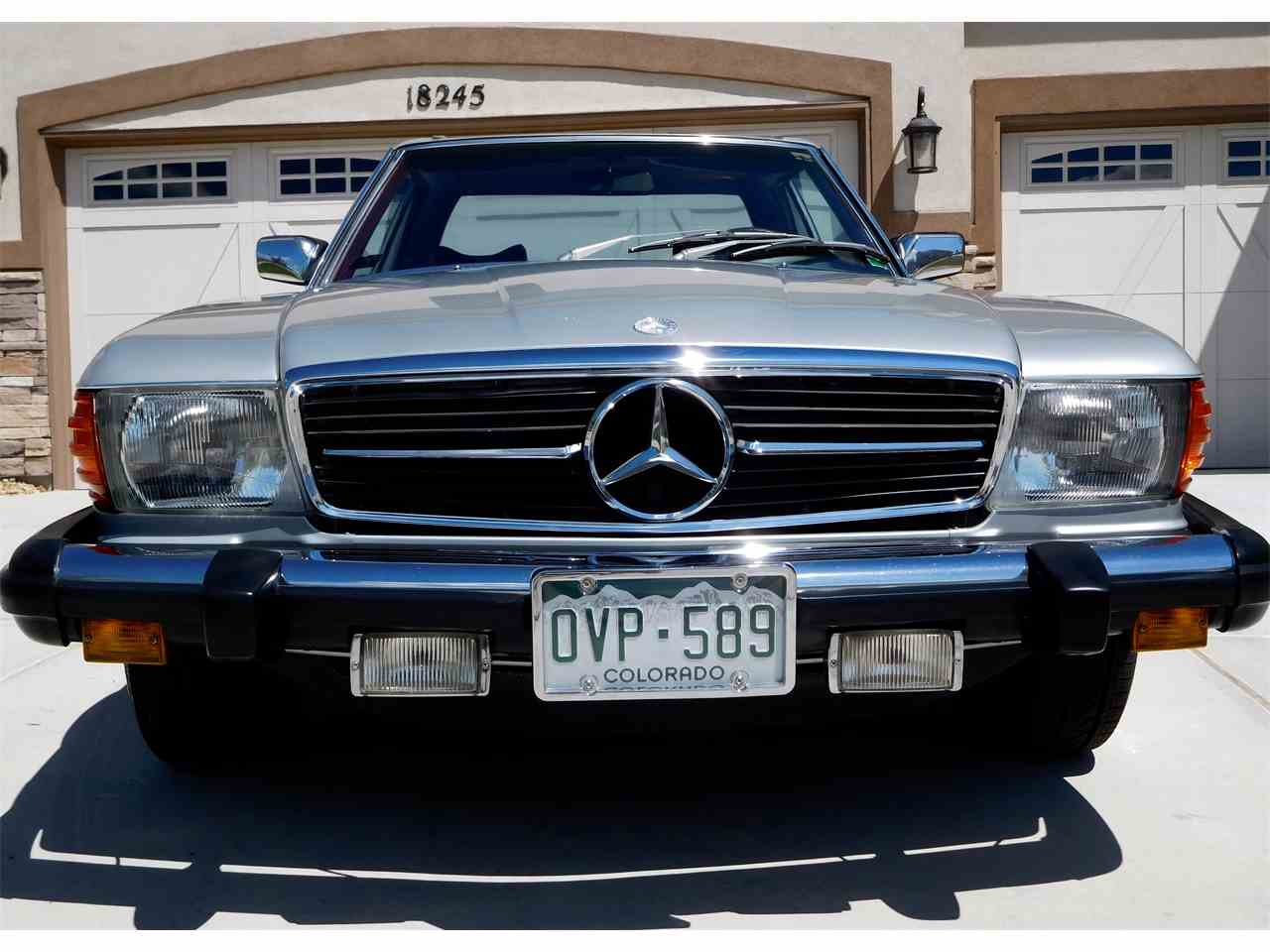 Large Picture of '79 Mercedes-Benz 450SL located in Parker Colorado - $13,999.00 - LUVZ