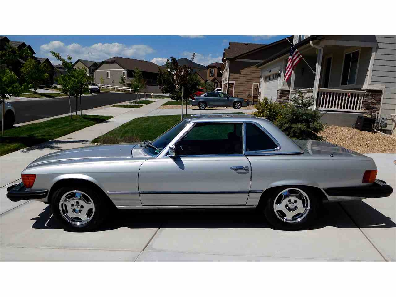 Large Picture of 1979 Mercedes-Benz 450SL located in Colorado - $13,999.00 Offered by a Private Seller - LUVZ