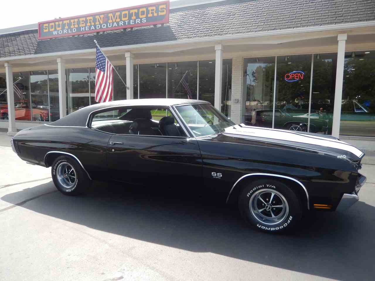 Large Picture of '70 Chevelle SS - LUW8
