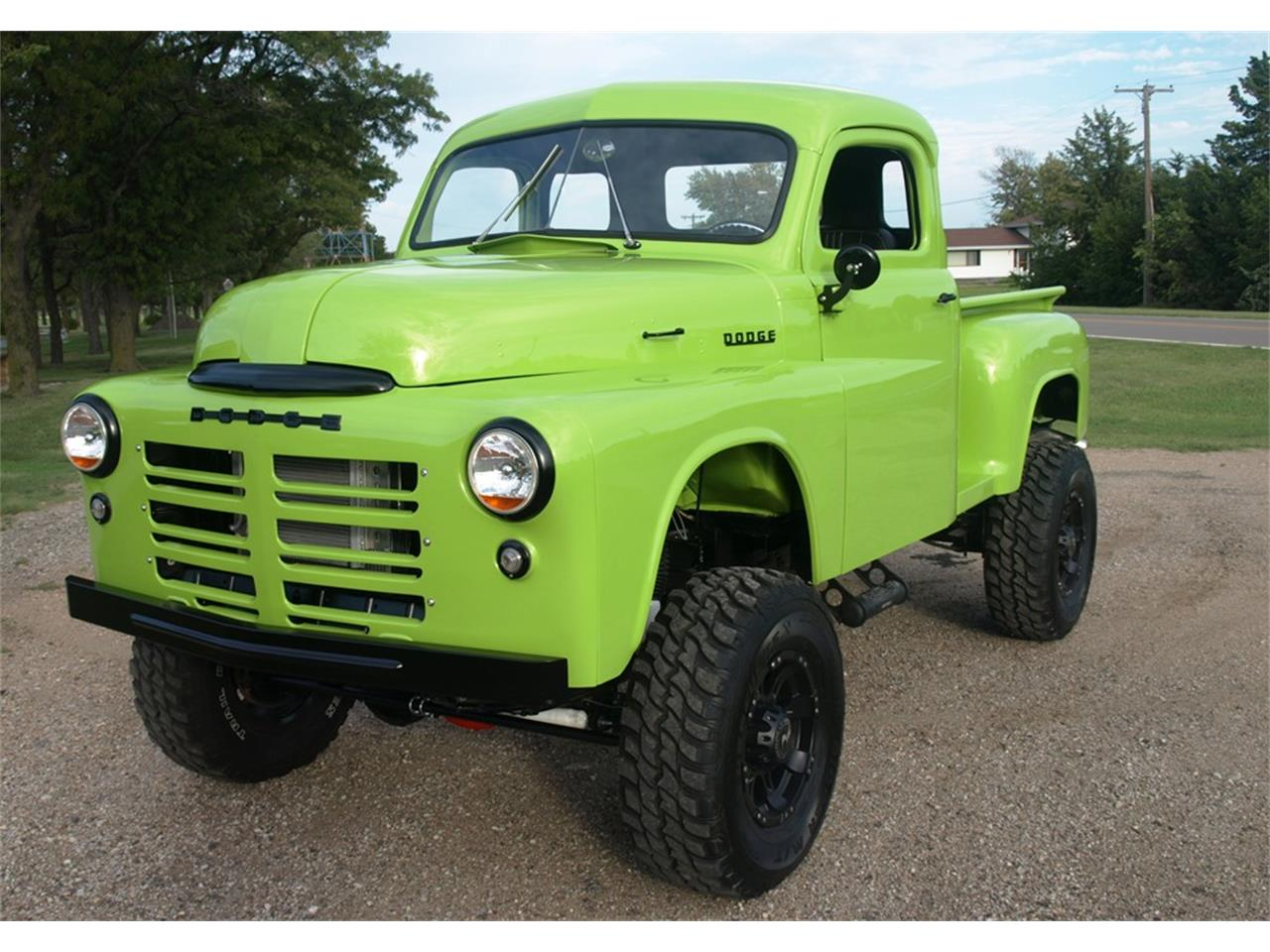 1949 Dodge Pickup For Sale Cc 1019830 Truck Large Picture Of 49 Luwm