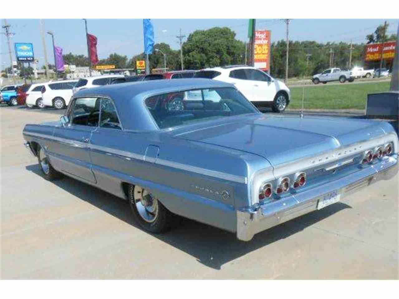 Large Picture of '64 Impala - LUWP