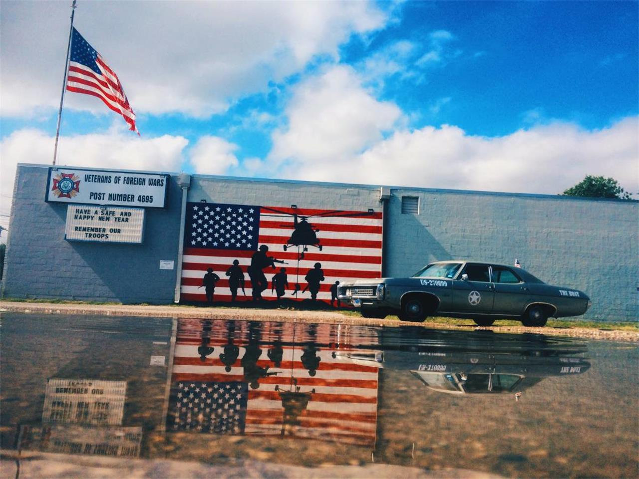 Large Picture of '69 Impala - LUWT