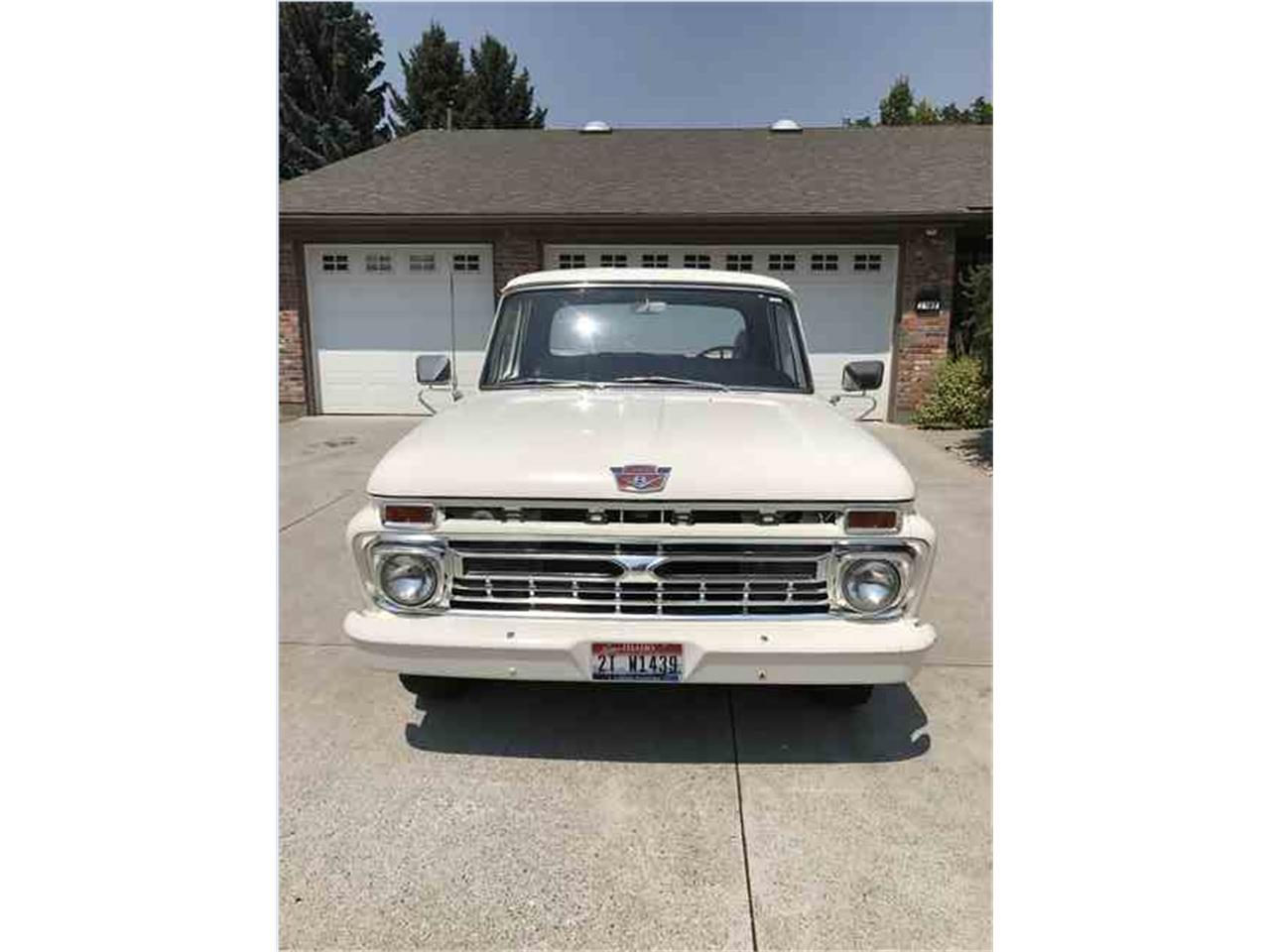 Large Picture of '66 Ford F100 located in Twin Falls Idaho - LUWX