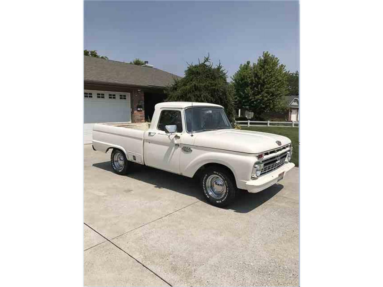 Large Picture of Classic '66 Ford F100 located in Twin Falls Idaho - $9,300.00 Offered by a Private Seller - LUWX