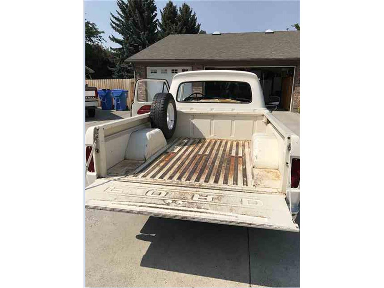 Large Picture of Classic 1966 Ford F100 located in Twin Falls Idaho Offered by a Private Seller - LUWX