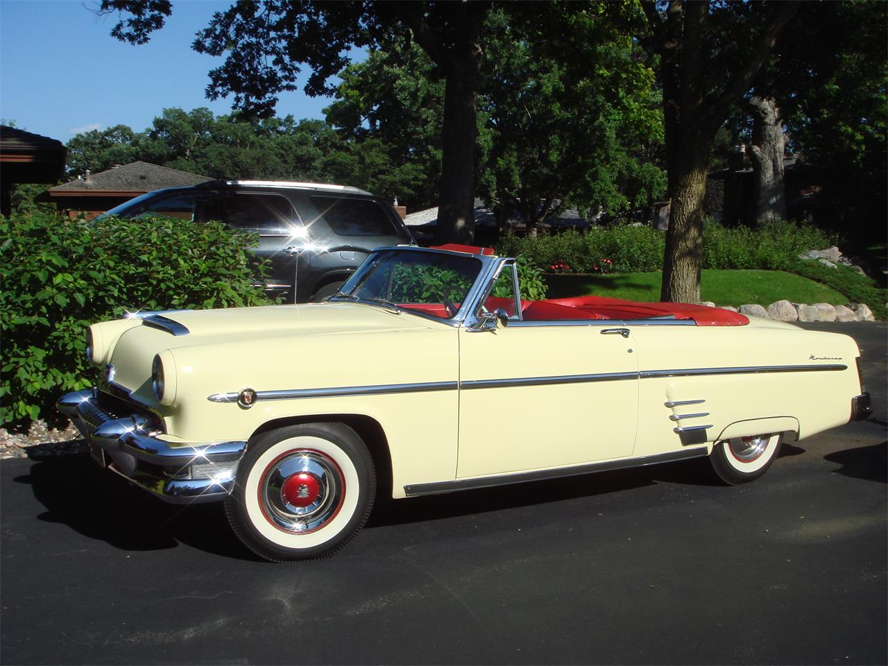 1954 Mercury Convertible For Sale Classiccars Com Cc