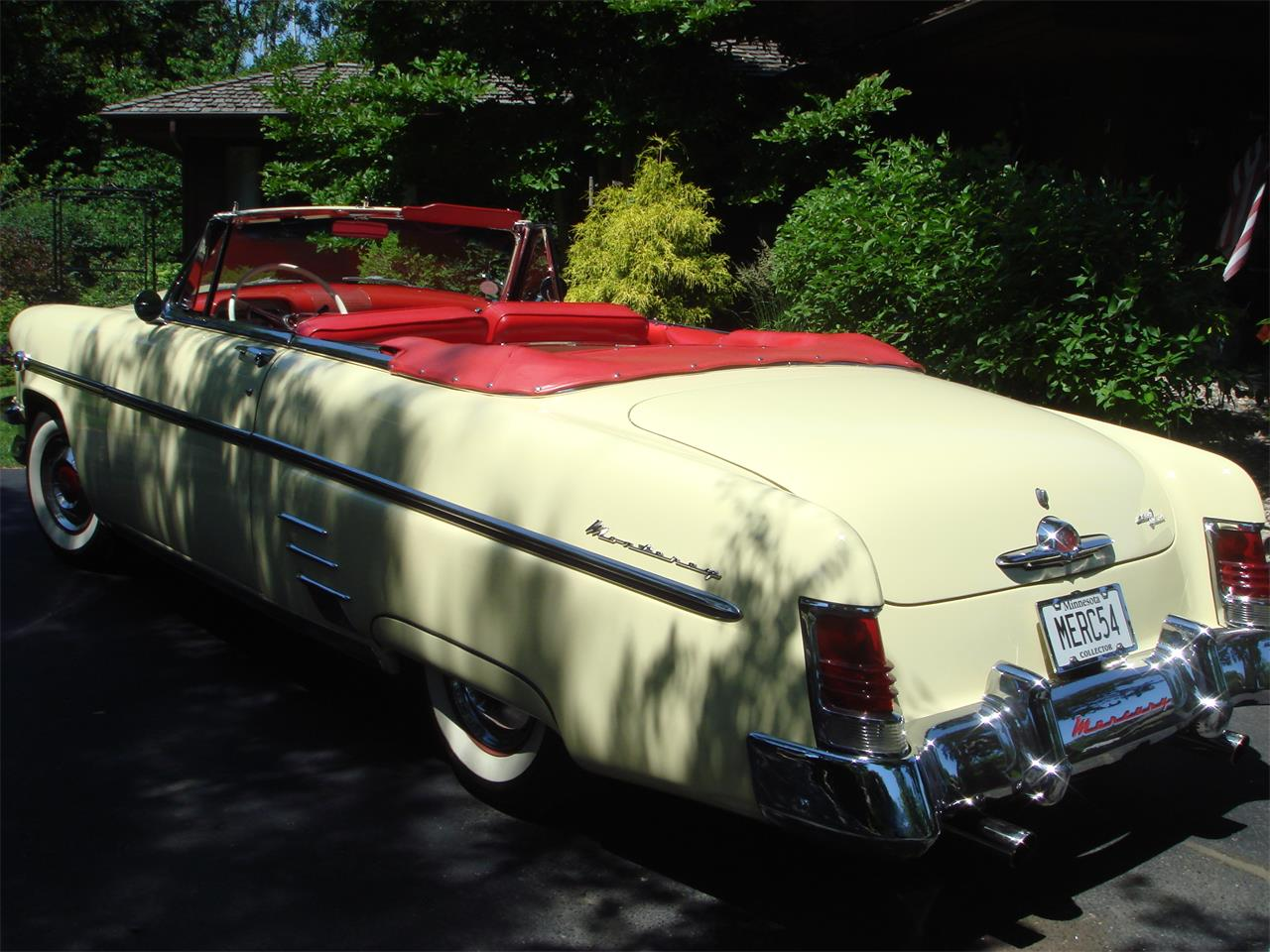 Large Picture of Classic '54 Convertible Offered by a Private Seller - LUX1
