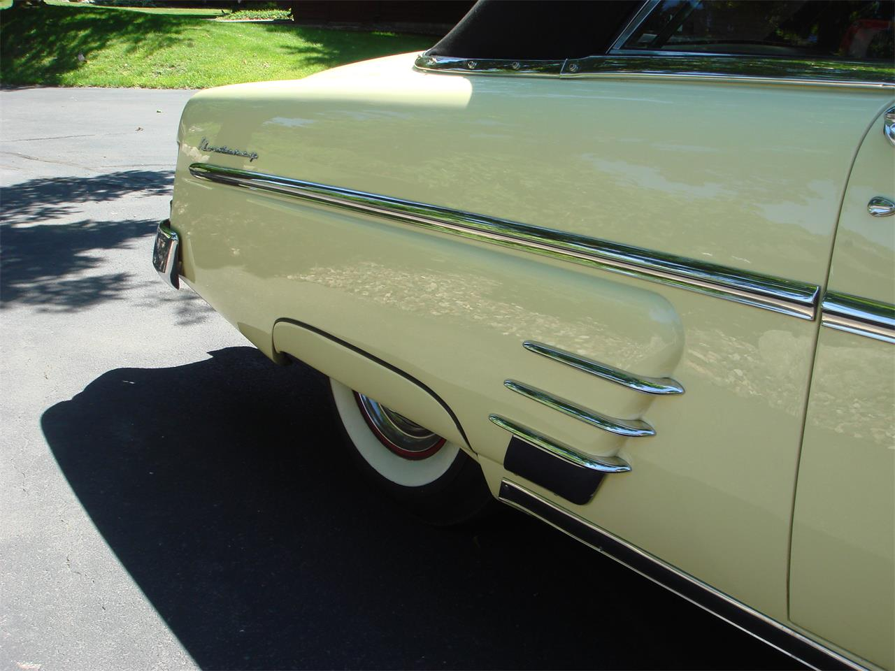 Large Picture of Classic '54 Mercury Convertible located in Minnetonka Minnesota - $69,850.00 - LUX1