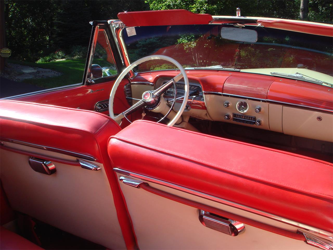Large Picture of '54 Mercury Convertible Offered by a Private Seller - LUX1