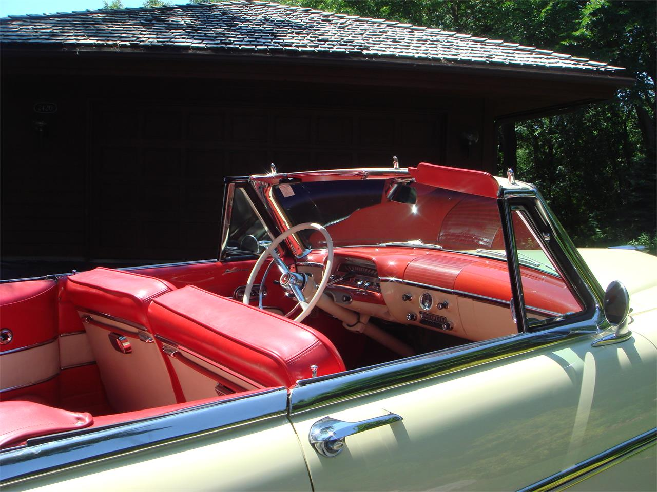 Large Picture of '54 Mercury Convertible located in Minnetonka Minnesota - LUX1