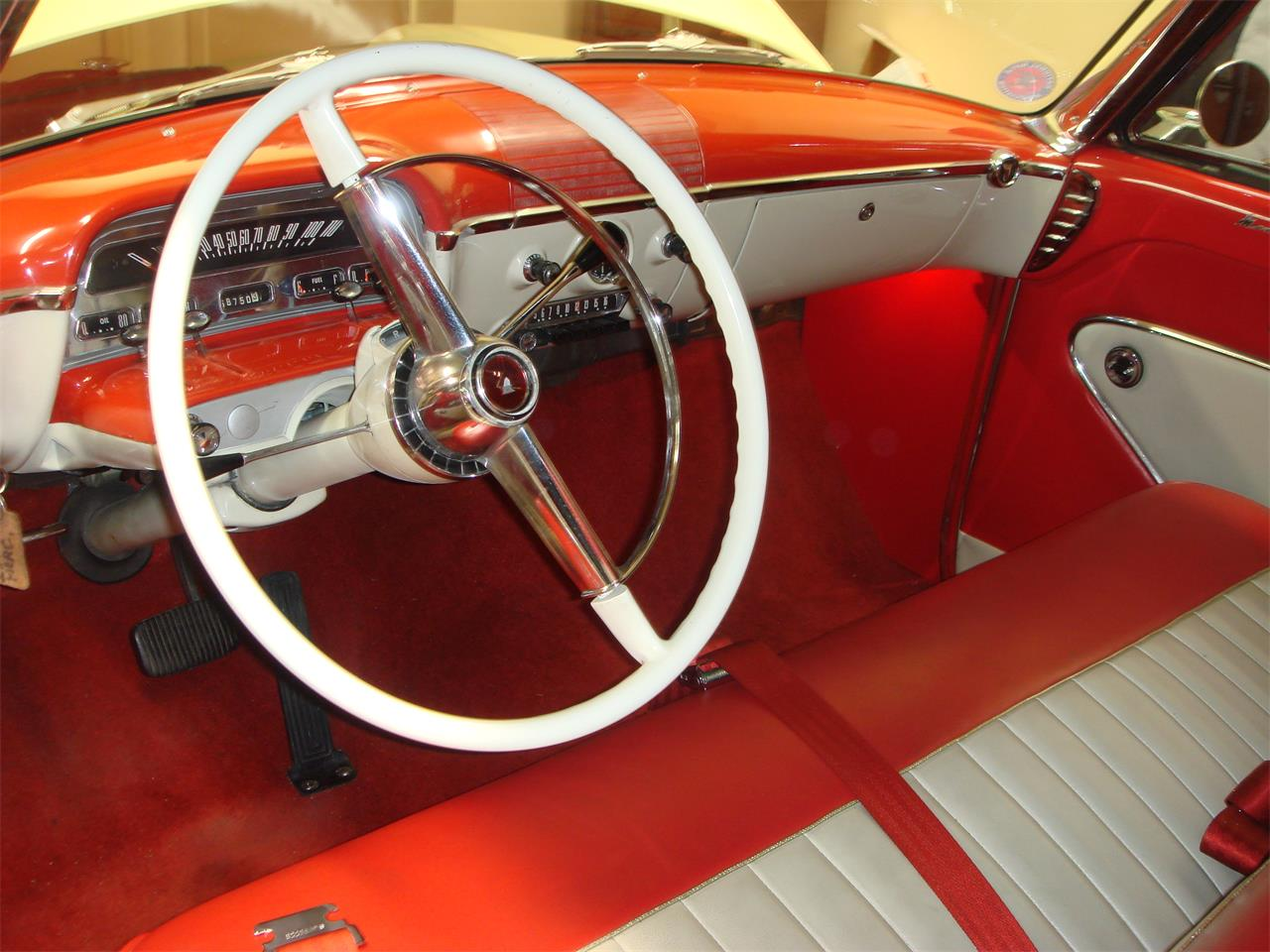 Large Picture of 1954 Mercury Convertible - LUX1