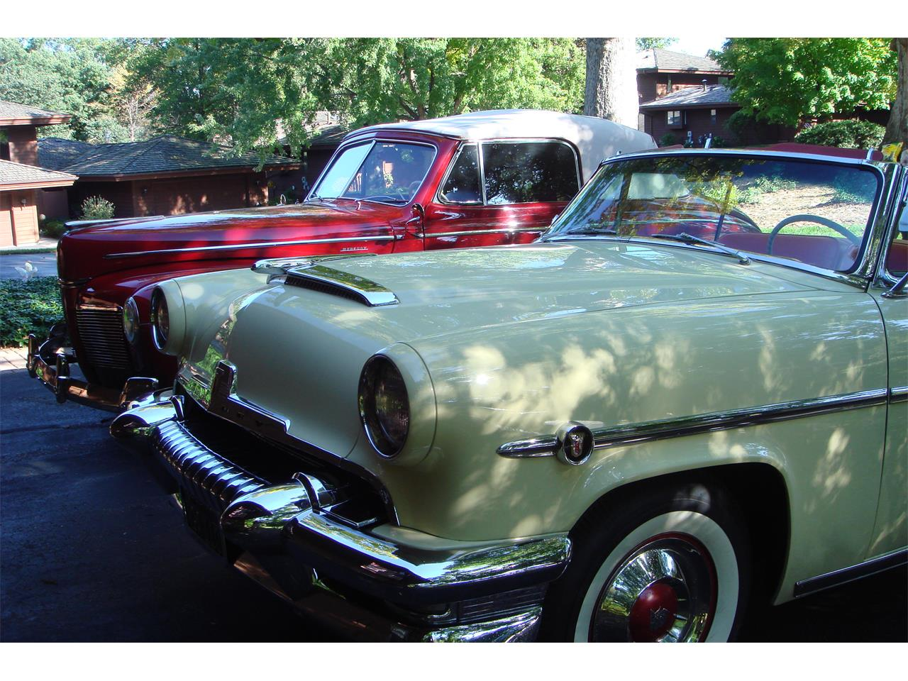 Large Picture of '54 Mercury Convertible located in Minnesota - LUX1