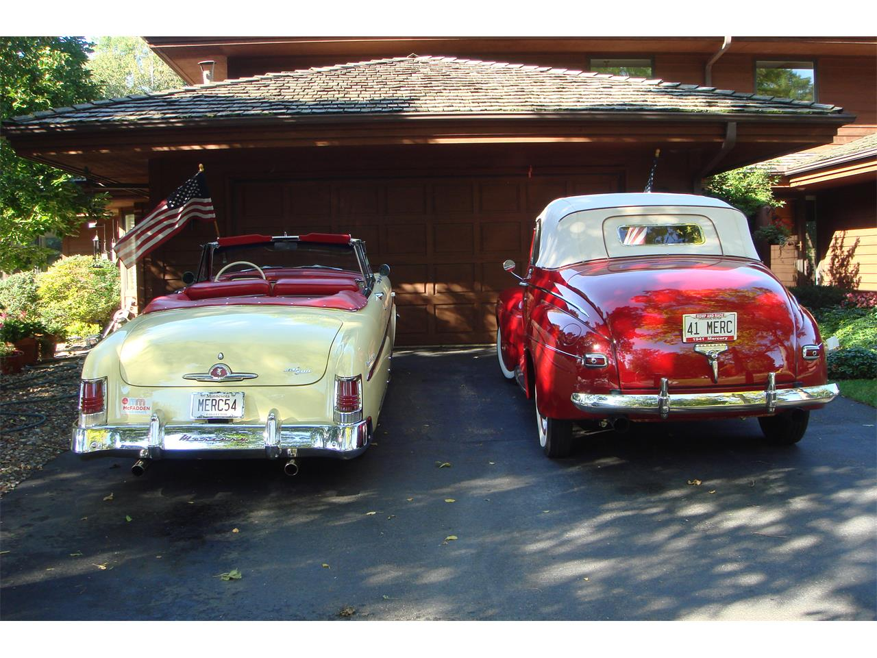 Large Picture of '54 Mercury Convertible located in Minnetonka Minnesota - $69,850.00 Offered by a Private Seller - LUX1
