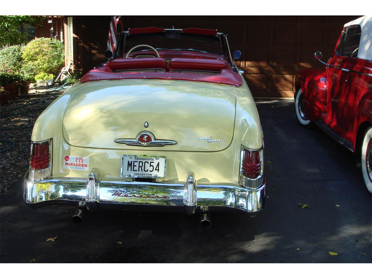 Large Picture of '54 Mercury Convertible - $69,850.00 Offered by a Private Seller - LUX1