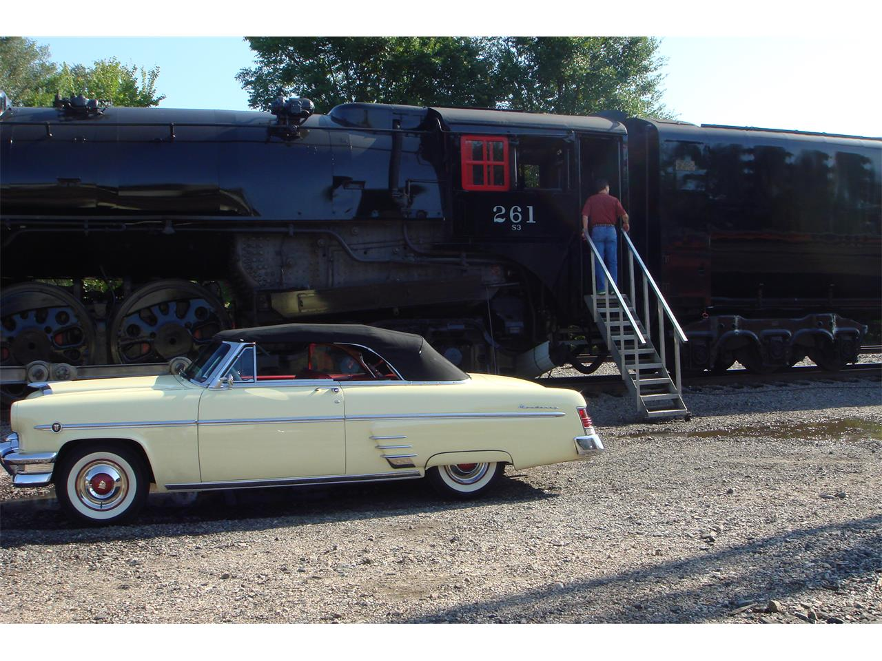 Large Picture of Classic '54 Convertible - $69,850.00 Offered by a Private Seller - LUX1