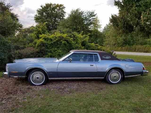 Picture of 1975 Lincoln Continental Mark IV located in Saint Clair MICHIGAN Offered by a Private Seller - LUX7