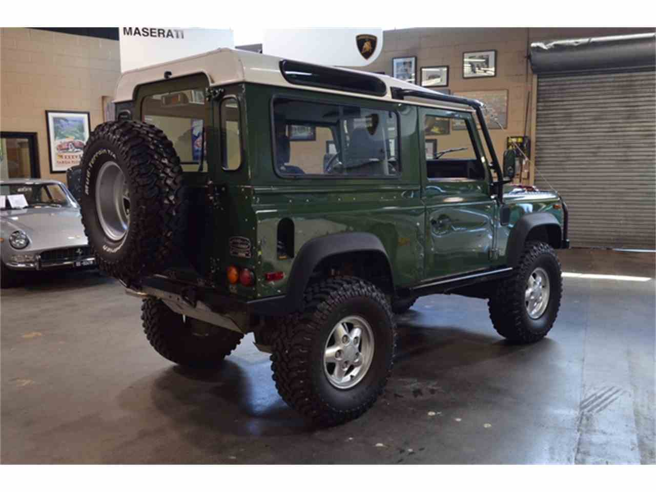 Large Picture of '95 Defender - LUXB