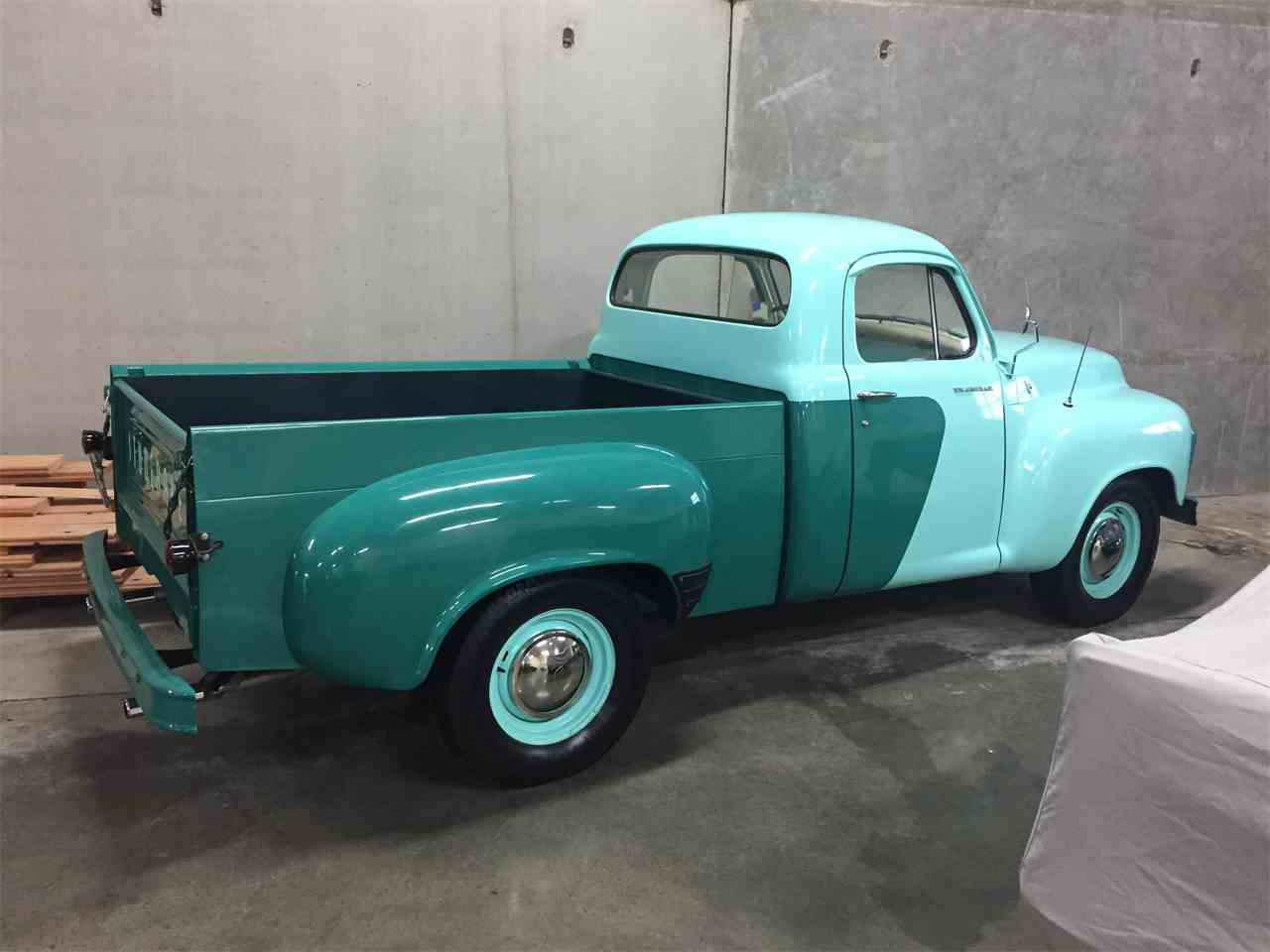 Large Picture of '56 Pickup - LUXE