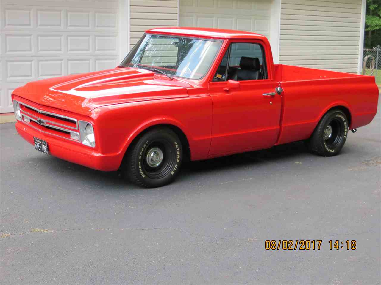 Large Picture of '72 C10 - LUXH