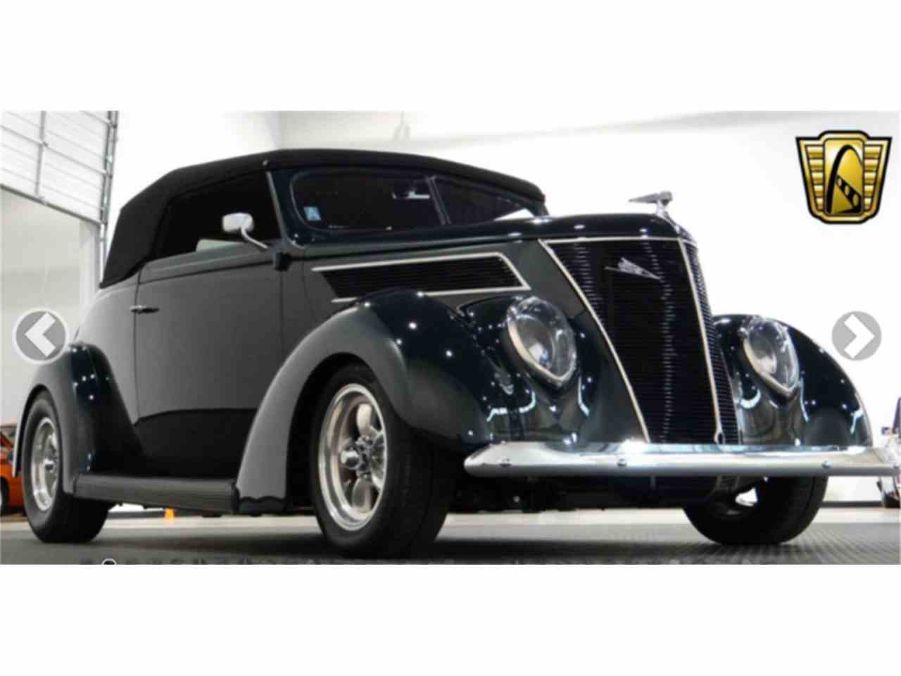 Large Picture of '37 Cabriolet - LUXI