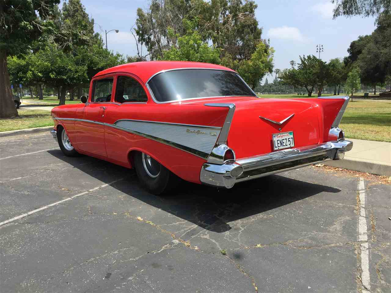 Large Picture of '57 Bel Air - LUXU