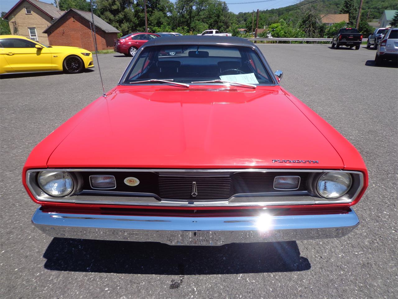 Large Picture of Classic 1970 Plymouth Duster located in MILL HALL Pennsylvania - $45,995.00 - LO30