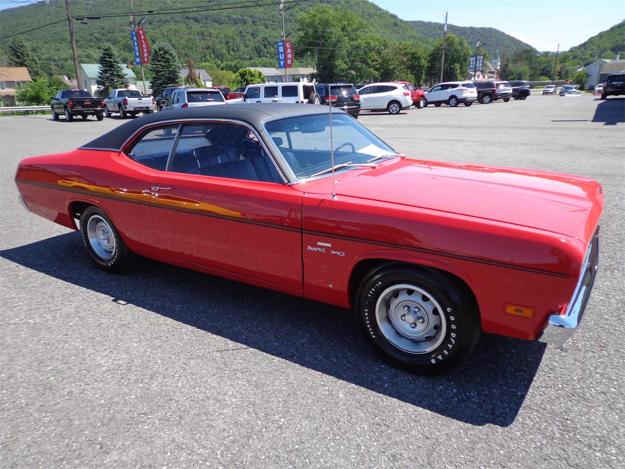 Large Picture of '70 Duster - $45,995.00 - LO30