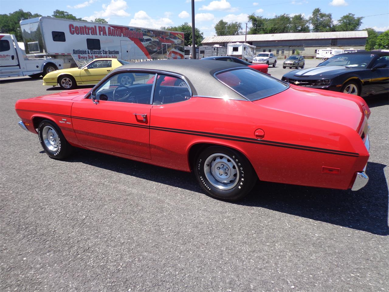 Large Picture of Classic 1970 Duster - $45,995.00 Offered by Miller Brothers Auto Sales Inc - LO30