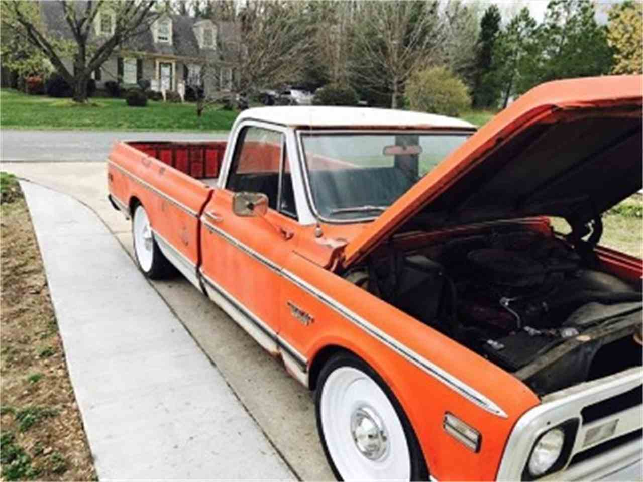 Large Picture of '70 C10 - LUYH