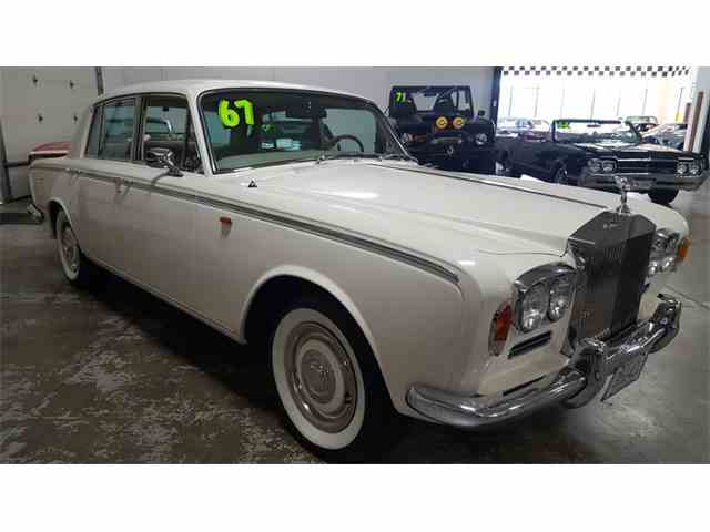 Picture of Classic 1967 Silver Shadow located in Mankato Minnesota - $22,900.00 Offered by Unique Specialty And Classics - LUYI