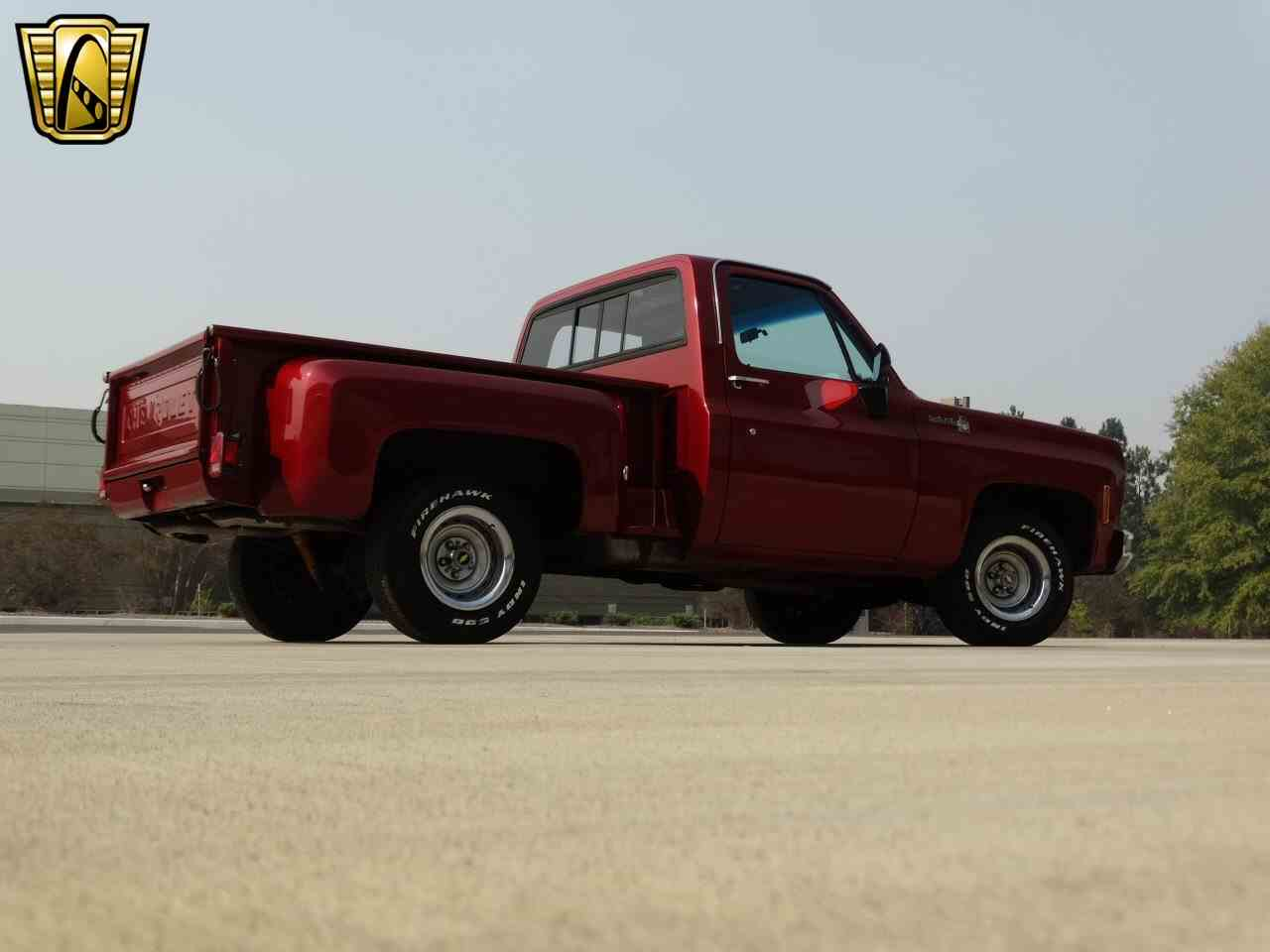 Large Picture of '76 C10 - LUYM