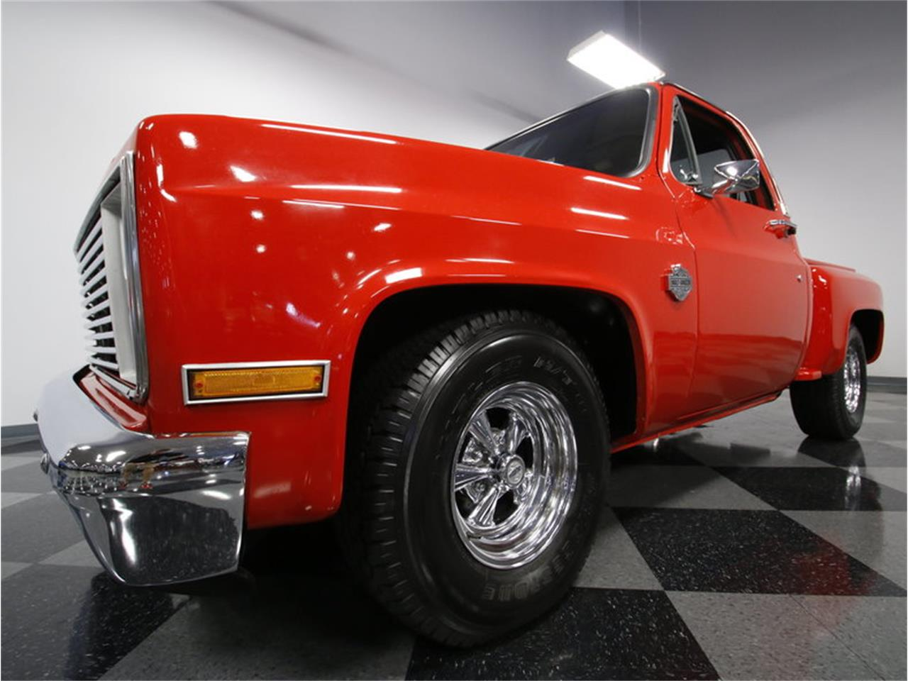 Large Picture of '87 C10 - LUYN