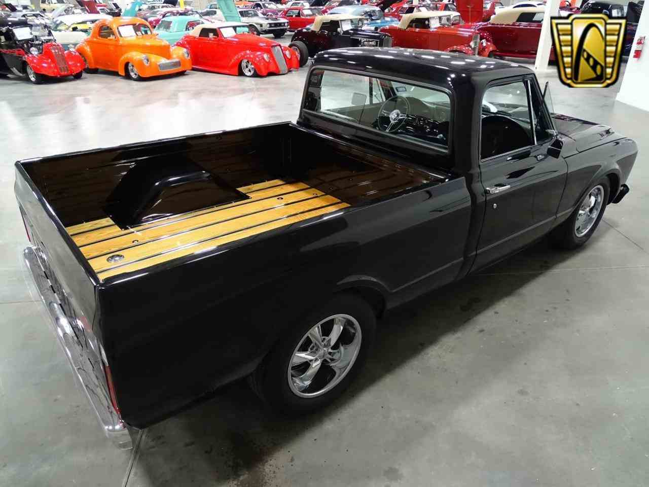Large Picture of '69 C10 - LUYU