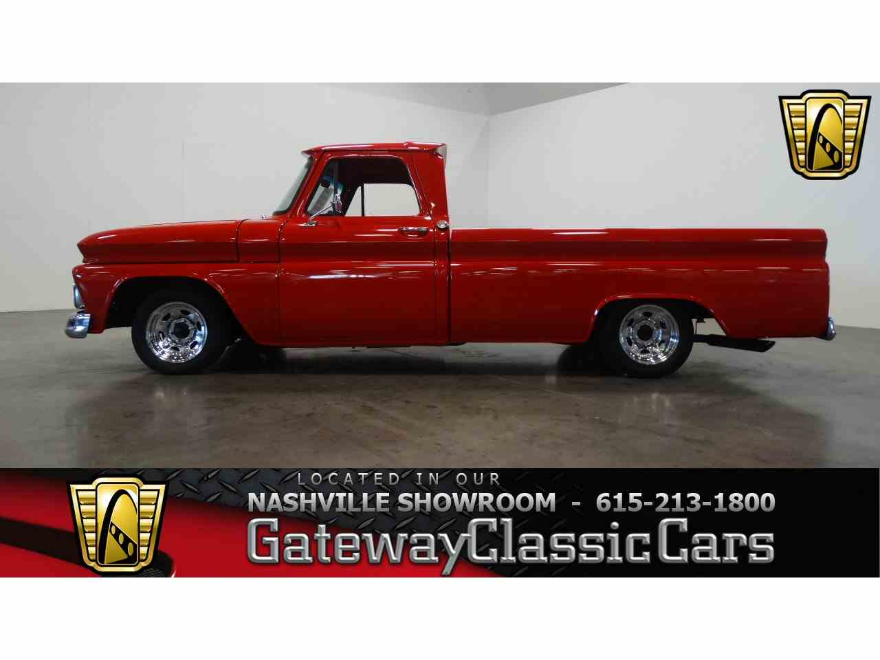 Large Picture of 1966 C10 Offered by Gateway Classic Cars - Nashville - LUYX