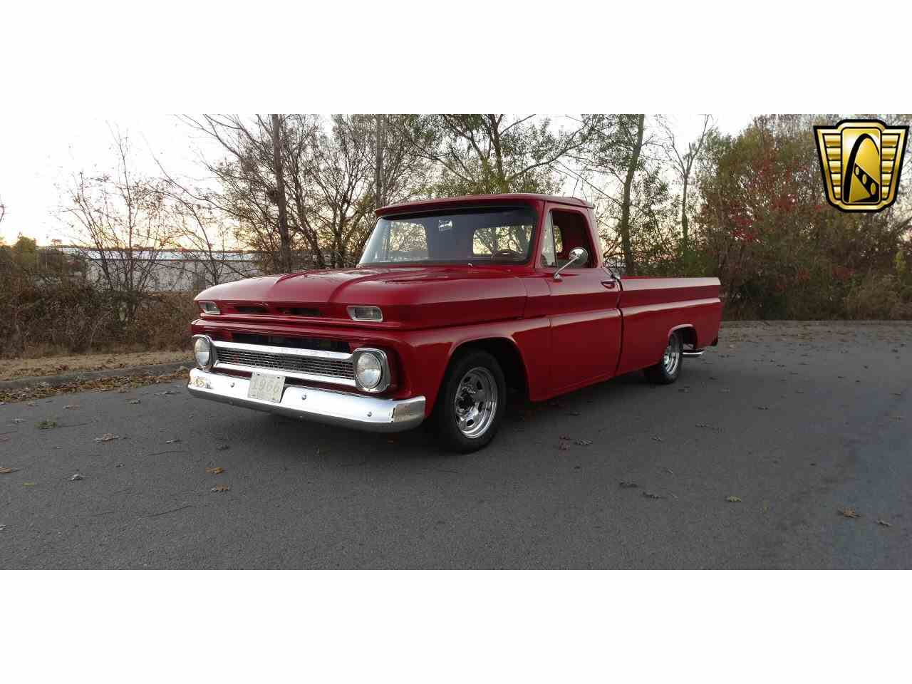 Large Picture of '66 C10 - $17,995.00 Offered by Gateway Classic Cars - Nashville - LUYX