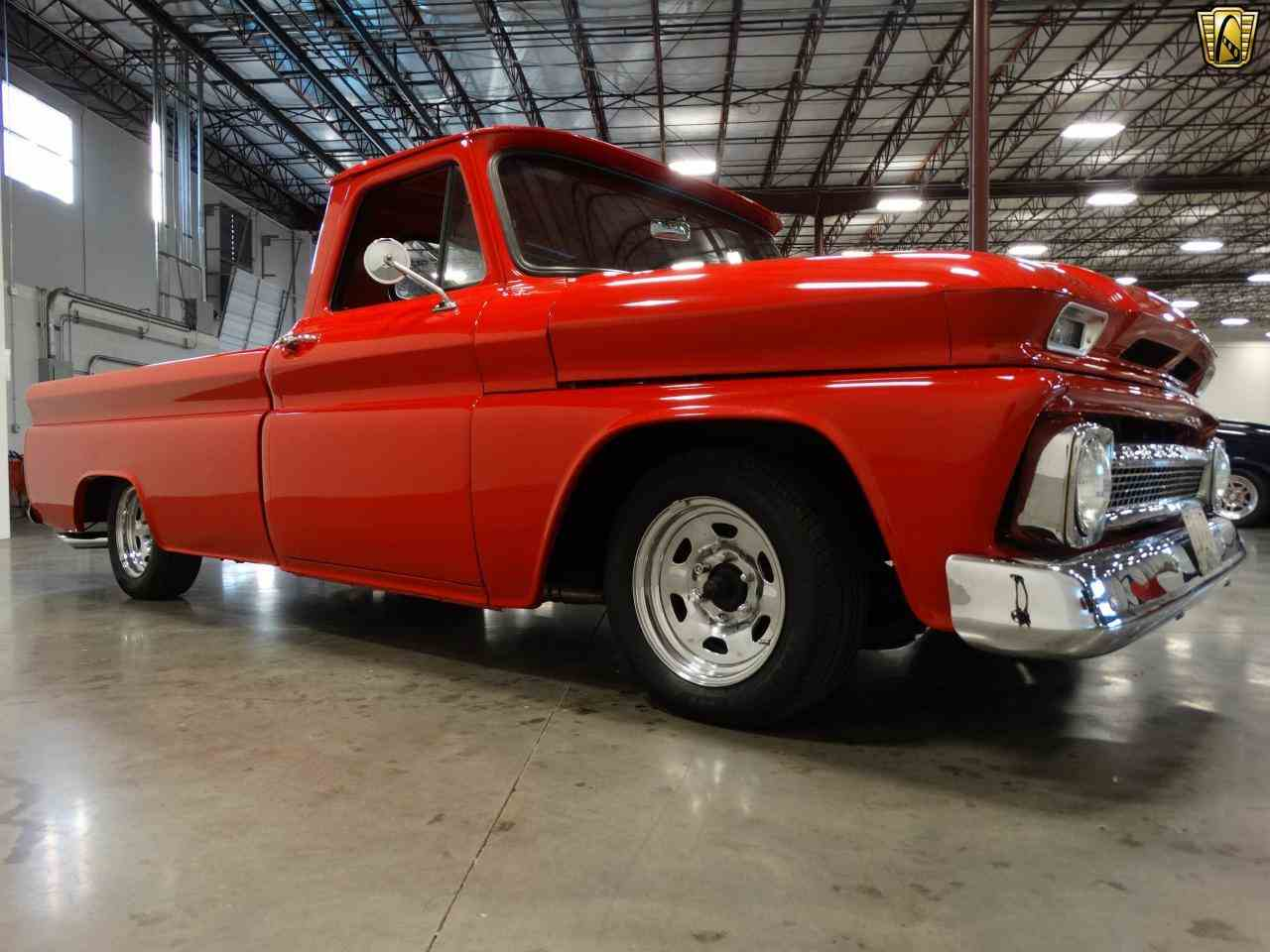 Large Picture of 1966 C10 located in La Vergne Tennessee - LUYX