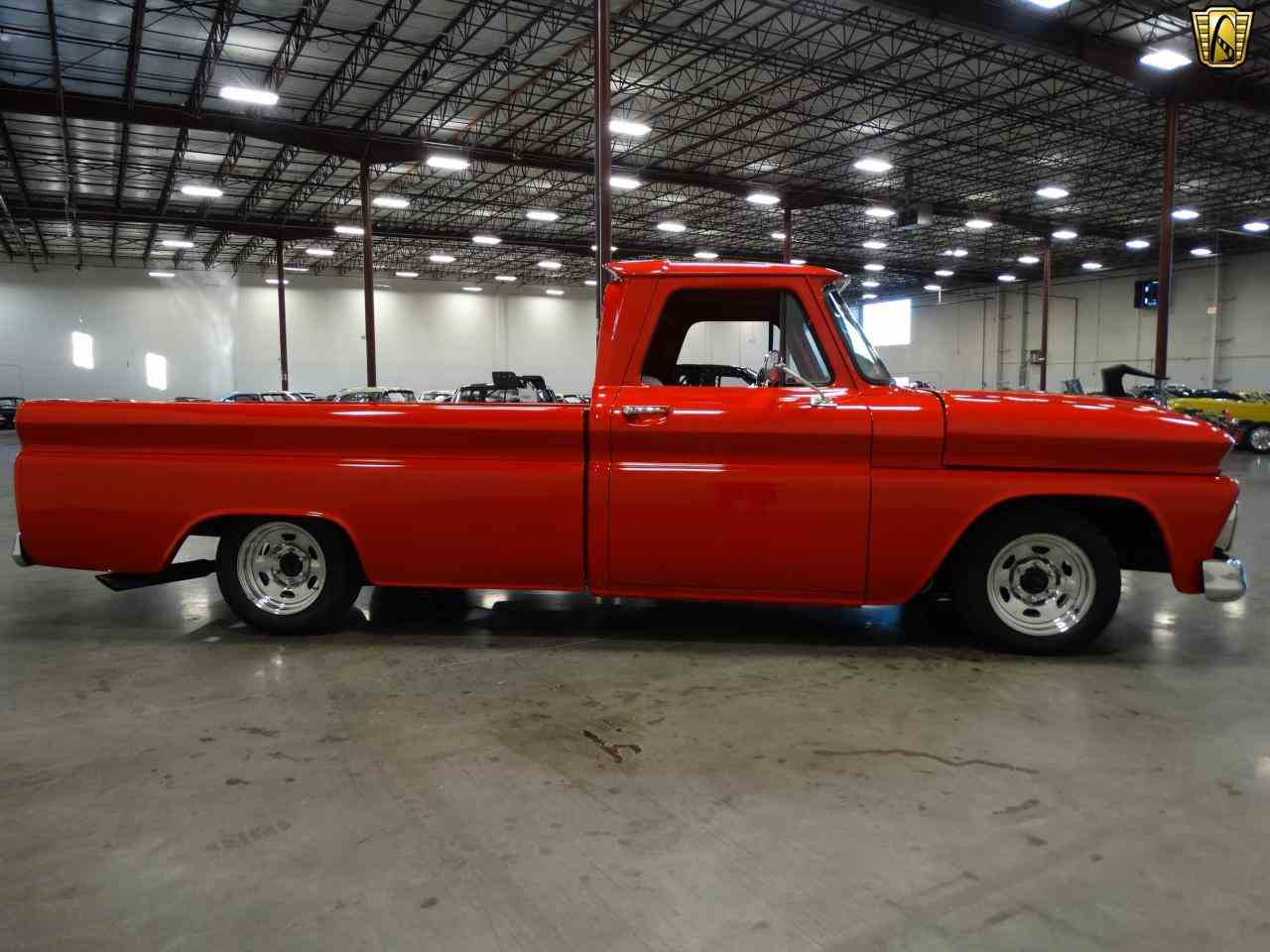 Large Picture of Classic '66 Chevrolet C10 located in La Vergne Tennessee - $17,995.00 Offered by Gateway Classic Cars - Nashville - LUYX