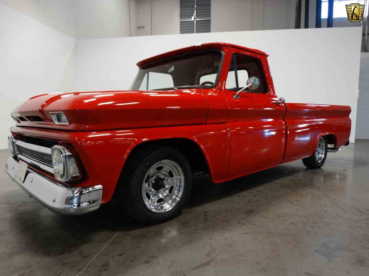 Large Picture of Classic 1966 C10 - LUYX