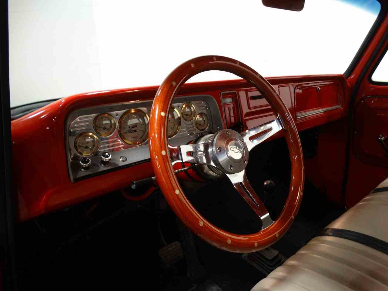 Large Picture of 1966 Chevrolet C10 located in Tennessee - $17,995.00 Offered by Gateway Classic Cars - Nashville - LUYX
