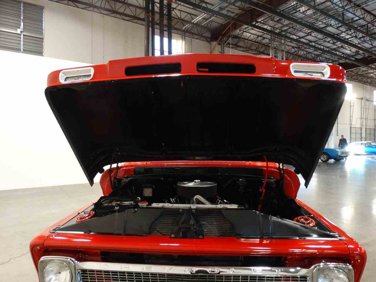 Large Picture of Classic 1966 Chevrolet C10 located in Tennessee - $17,995.00 Offered by Gateway Classic Cars - Nashville - LUYX