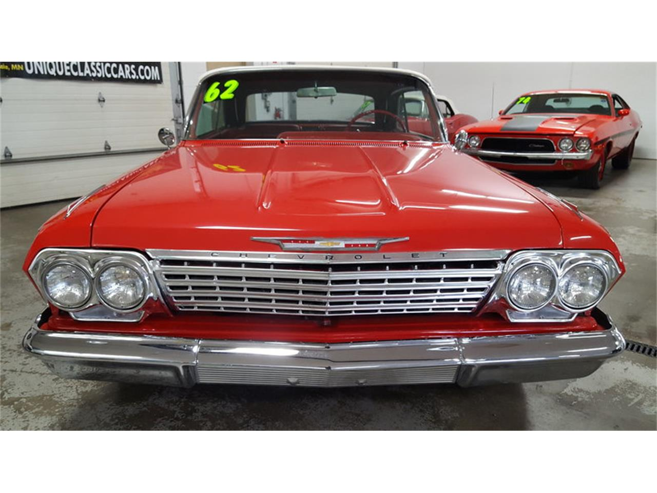 Large Picture of '62 Impala SS - LUYY