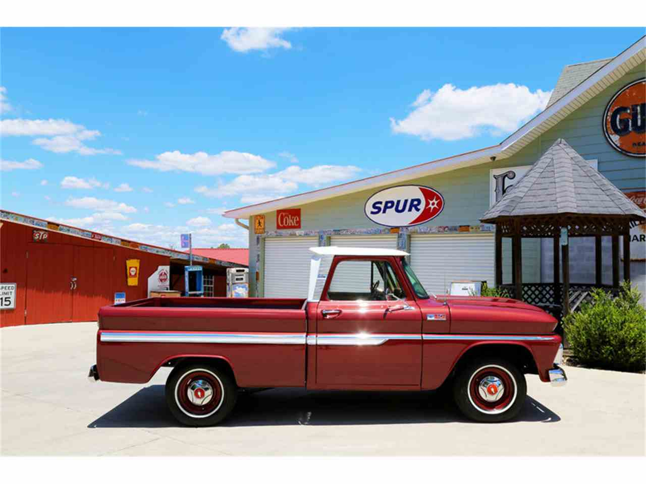 Large Picture of '65 C10 - LUZ0