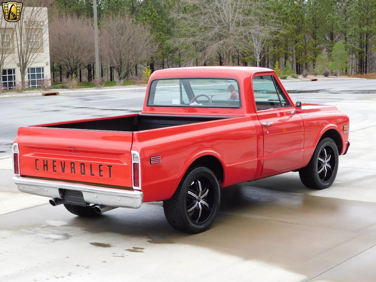 Large Picture of '72 C10 - LUZ3