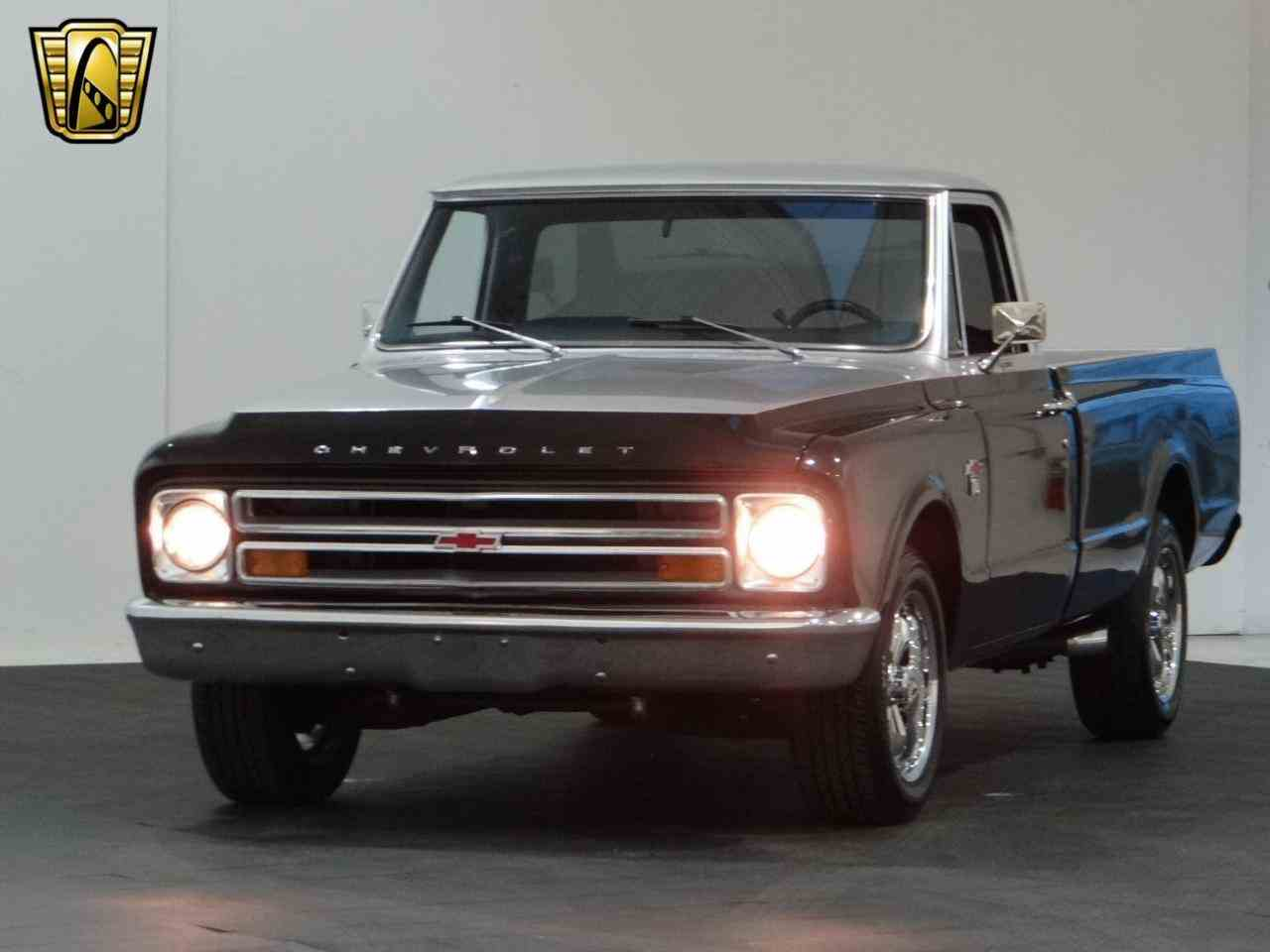 Large Picture of '67 C10 - LUZ4