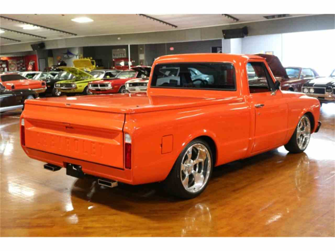 Large Picture of '67 C10 - LUZ7