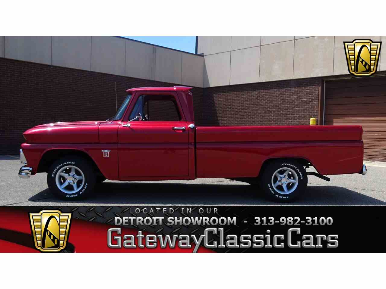 Large Picture of '64 C10 - LUZ8